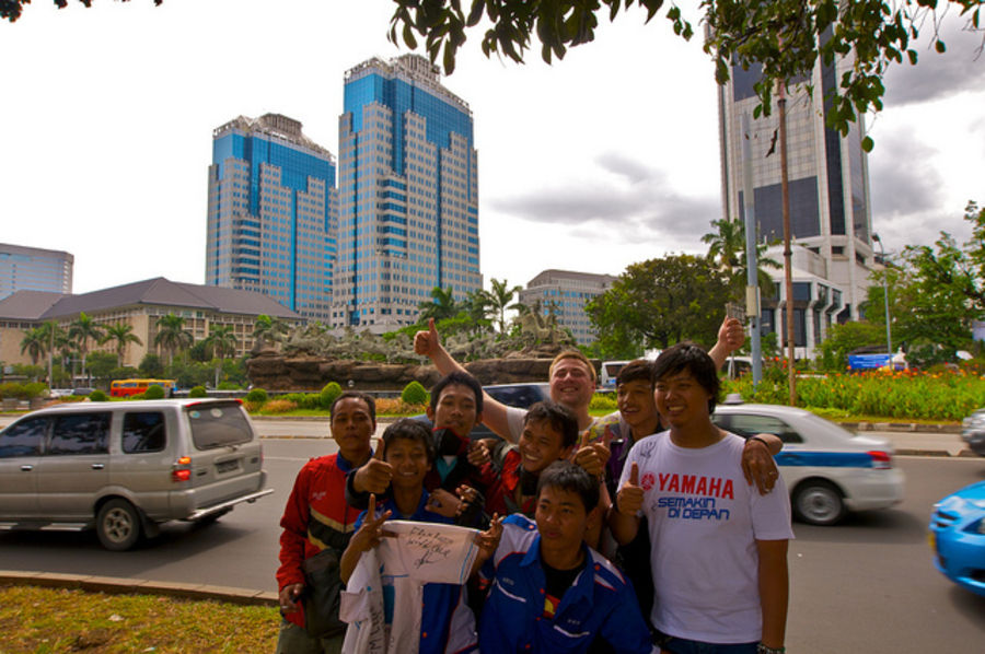 Необыкновенный дух Джакарты