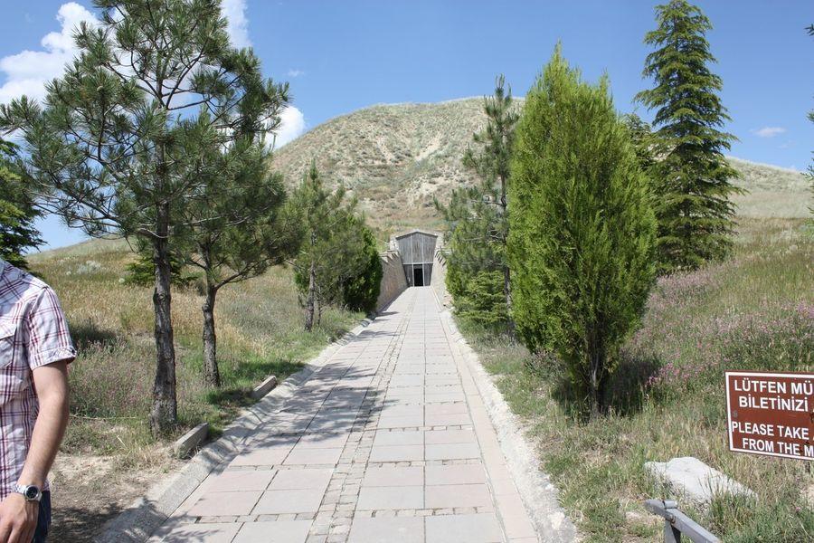Музей Гордиона и Гробница царя Мидаса, Турция