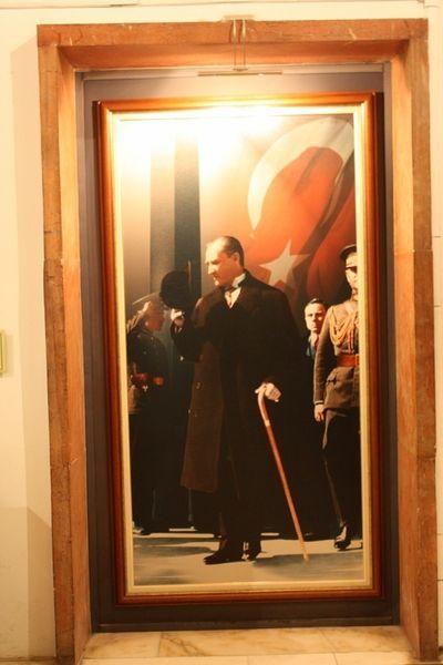 Аныткабир - мавзолей Ататюрка