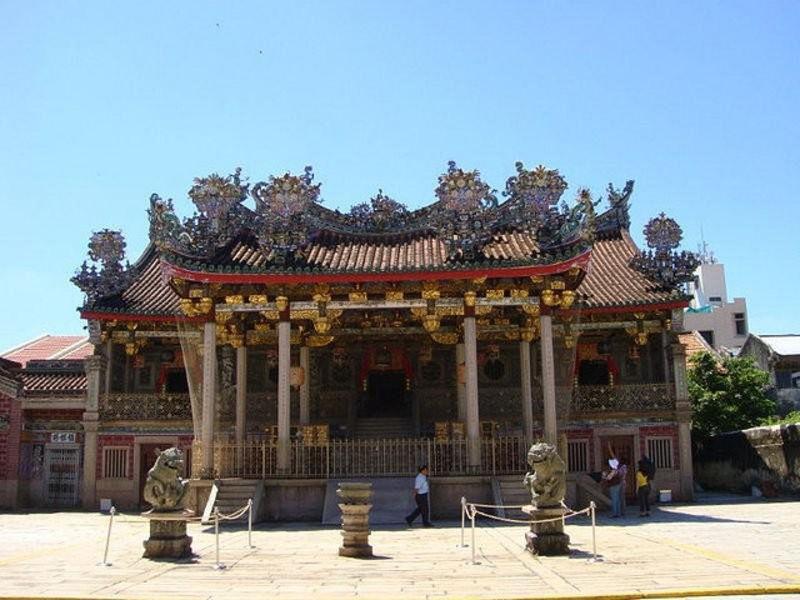 Остров Пенанг  и его красивые места