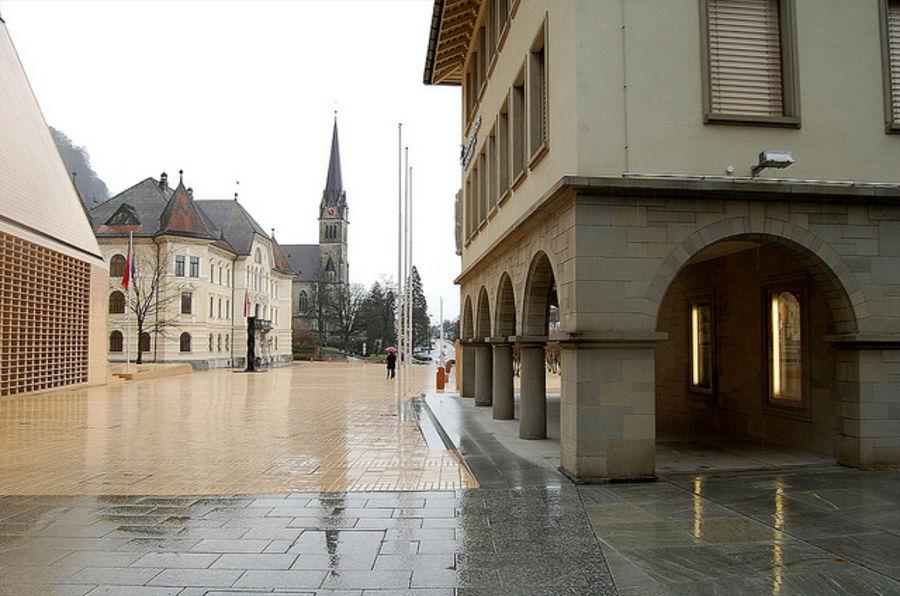 Насыщенный город Вадуц
