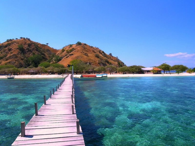 Отпуск на острове Флорес