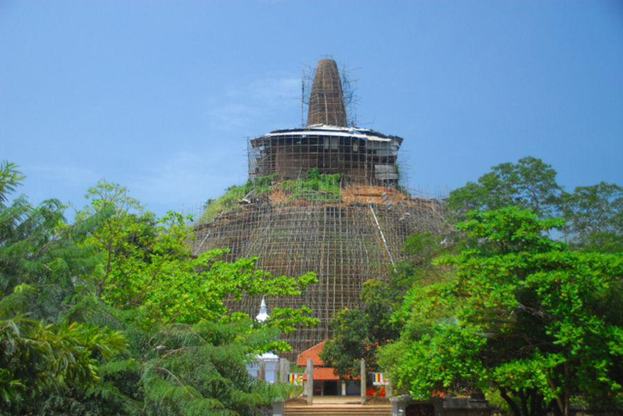 Город мечты – Анурадхапура