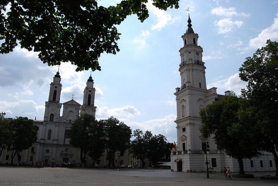 Просто чудесное место – Каунас