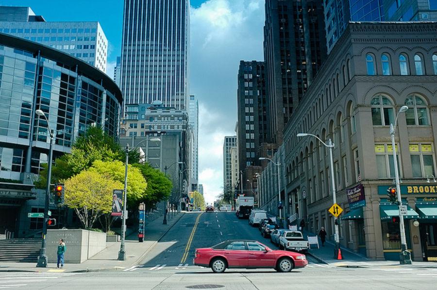 Потрясающий Сиэтл