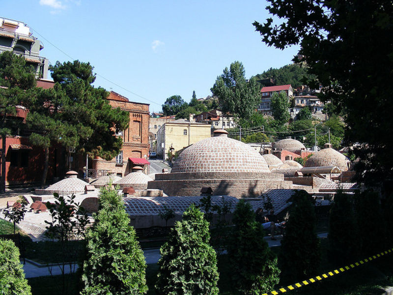 Тбилиси – находка для туристов
