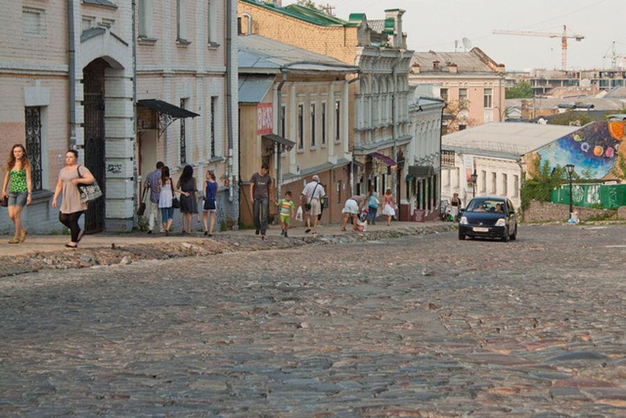 Удивительный Киев