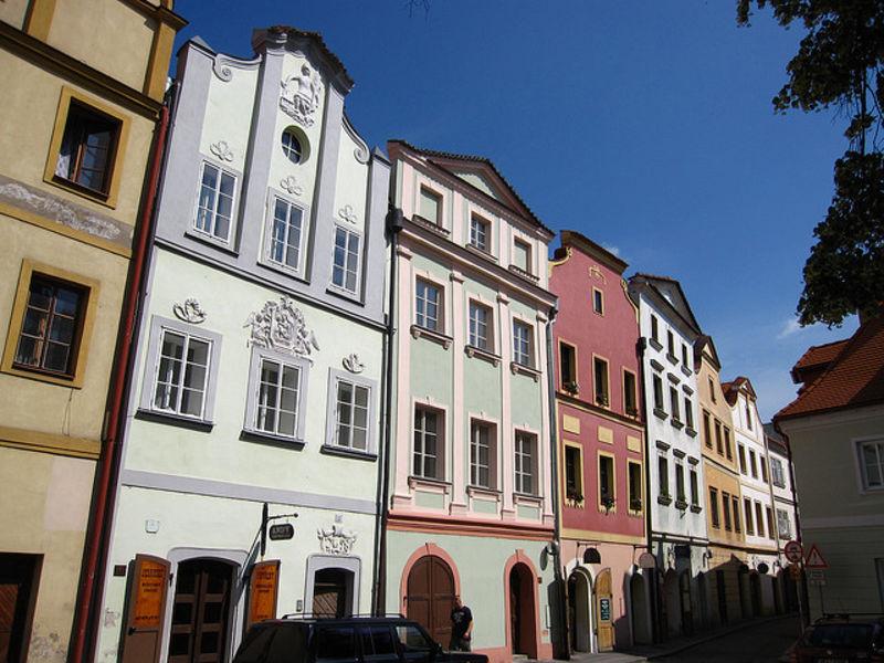Пардубице – город-заповедник