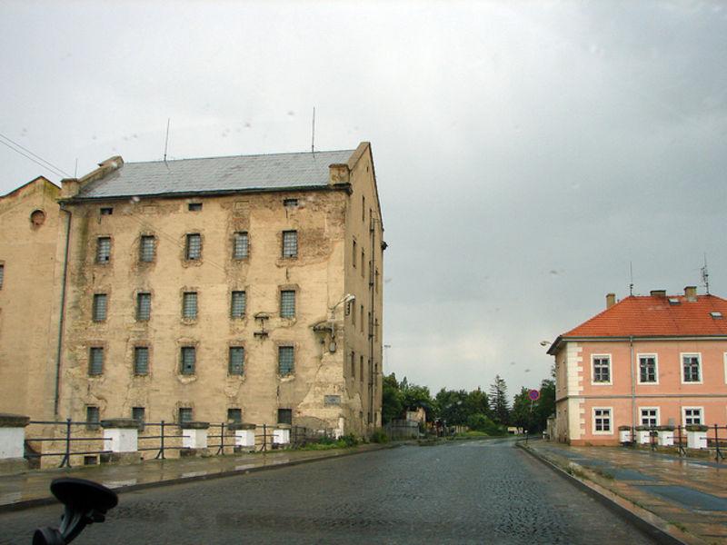 Чешский город Терезин