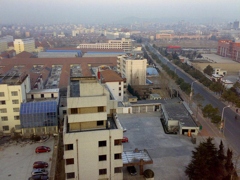 Интересная поездка в Жичжао