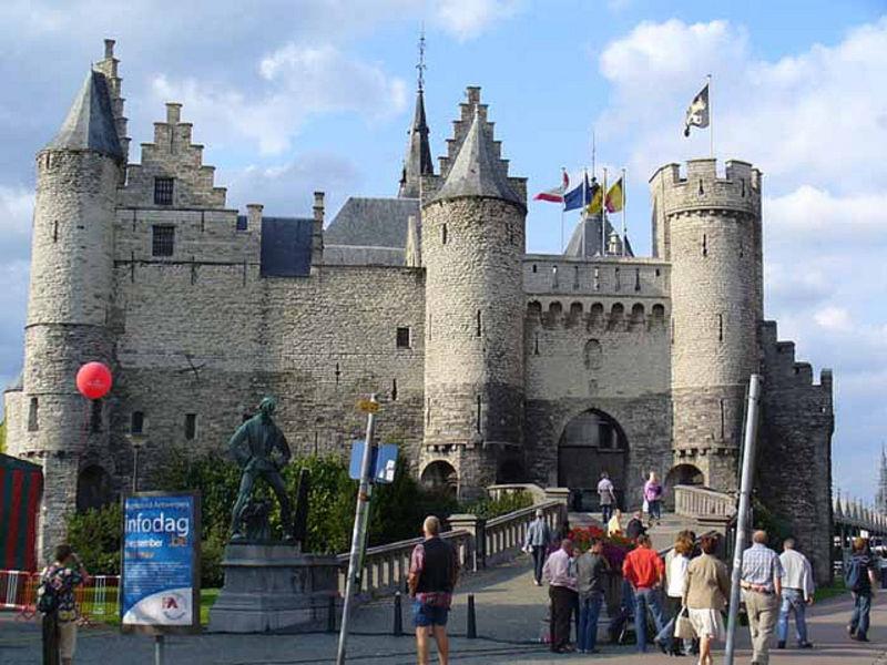 Антверпен - этим все сказано