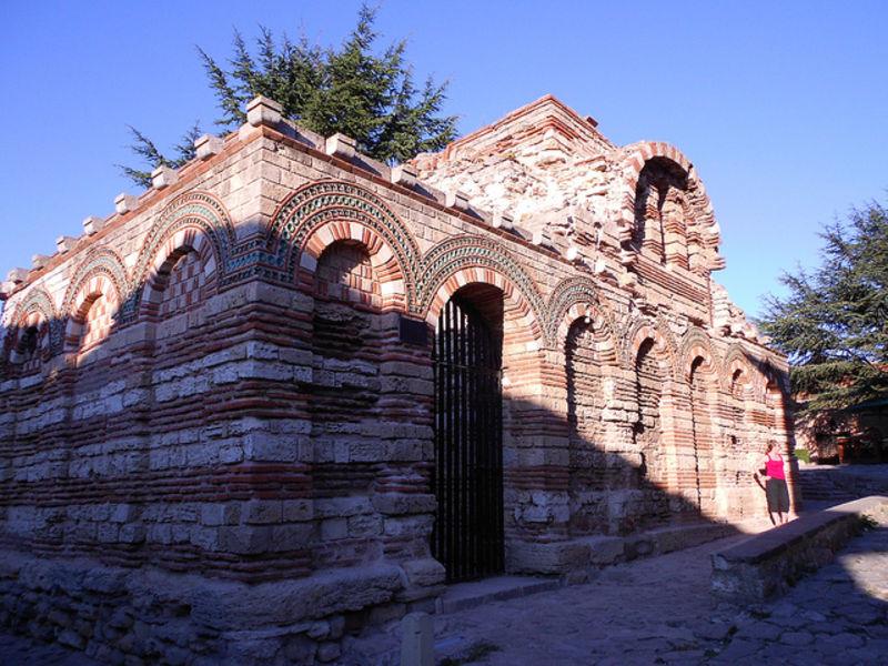 Путешествие в Несебр