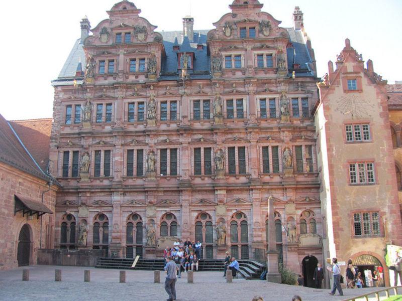 Поездка в город Гейдельберг