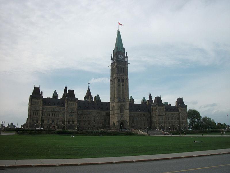 Канадские каникулы в Оттаве