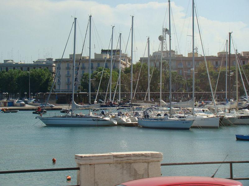 Путешествие в итальянский городок Бари