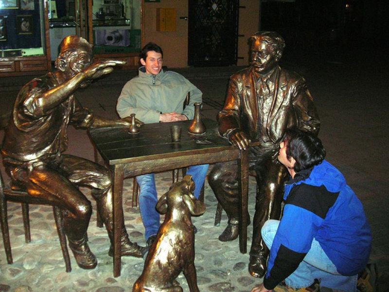 Удивительная поездка в Ниш