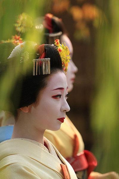Древняя столица Японии - Киото