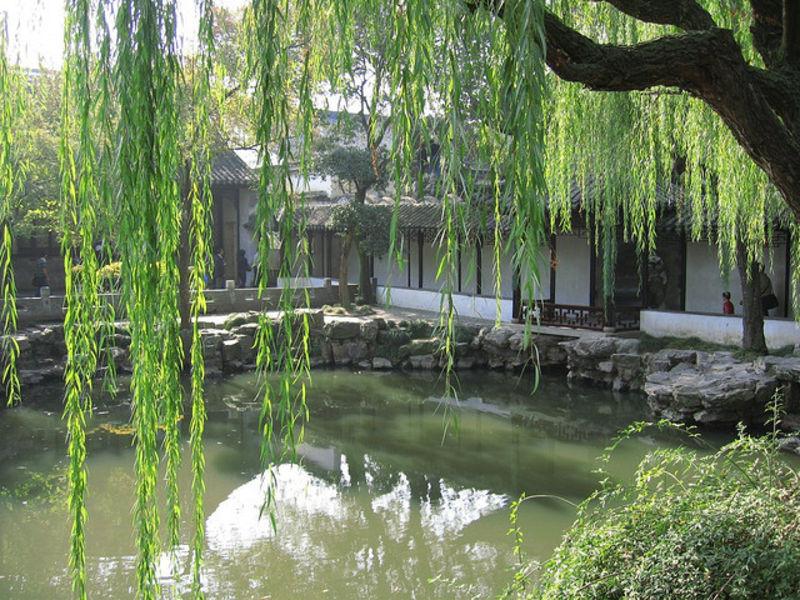 Сучжоу – город сказка