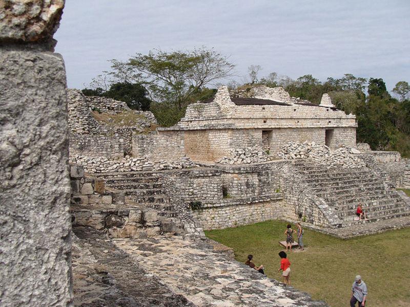 Необыкновенная Ривьера-Майя