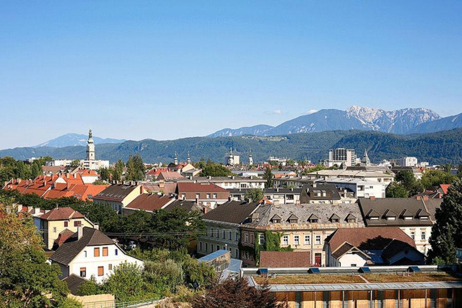 Клагенфурт – место, где стоит побывать