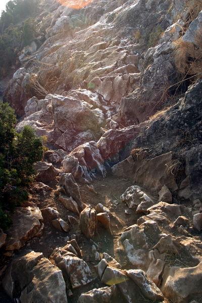 Восхождение на гору Пеньал д'Ифач