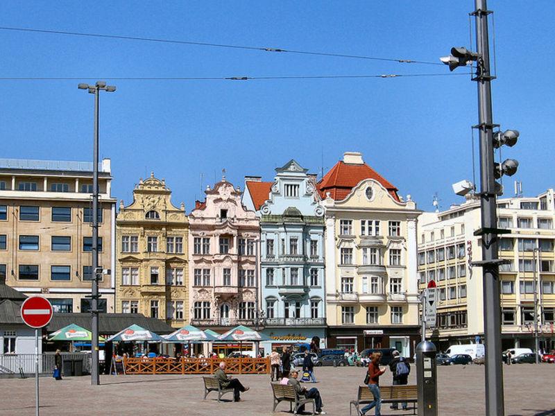 Поездка в Чешский город-  Пльзень