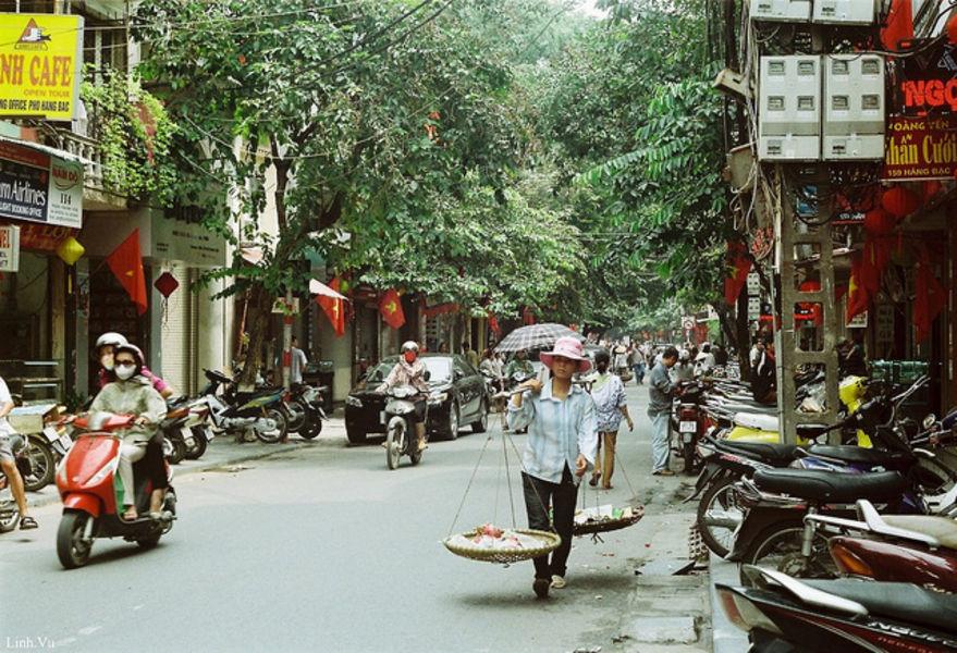 Прогулка по Ханою
