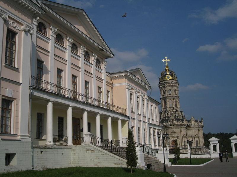 Дубровицы, Подмосковье