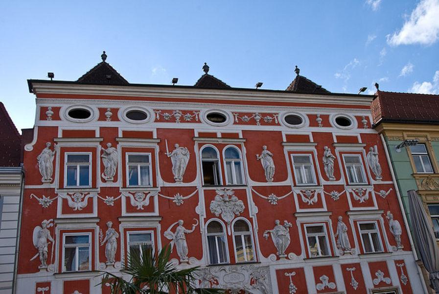 Леобен  – город с богатой культурой