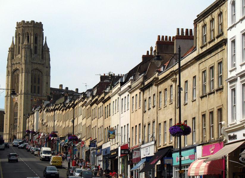 Сказочно красивый город – Бристоль