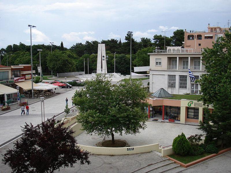 Отдых в городе Комотини