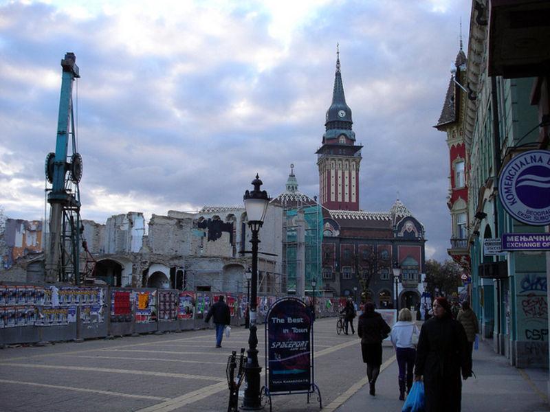 Любвеобильный город  - Субботица