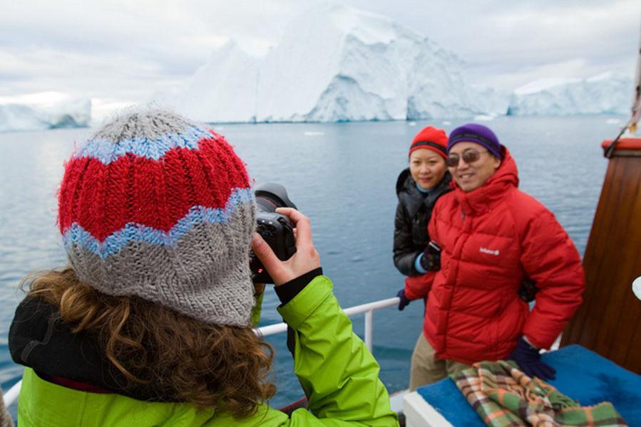 Незабываемая поездка на остров Гренландия