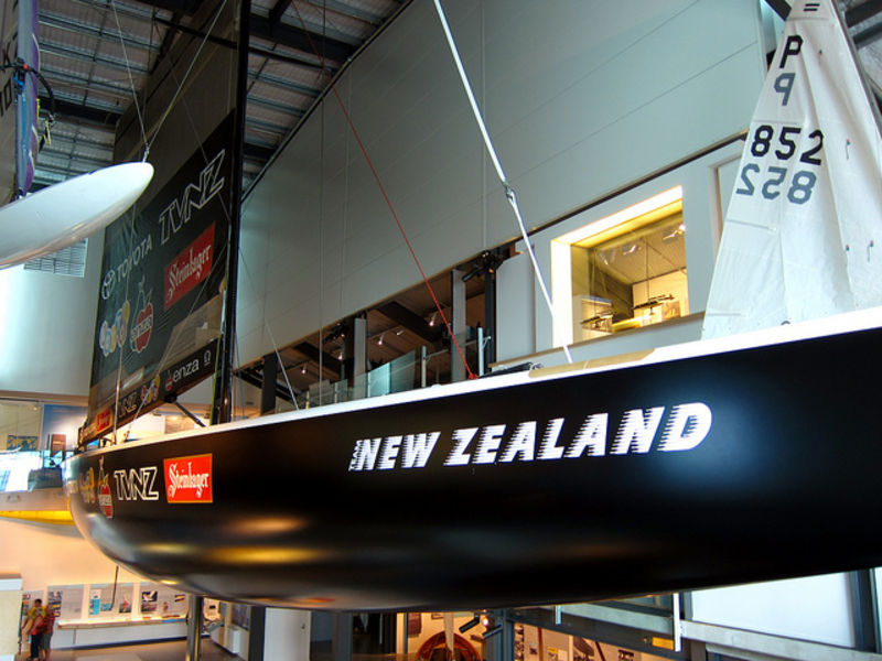 Путешествие в Окленд