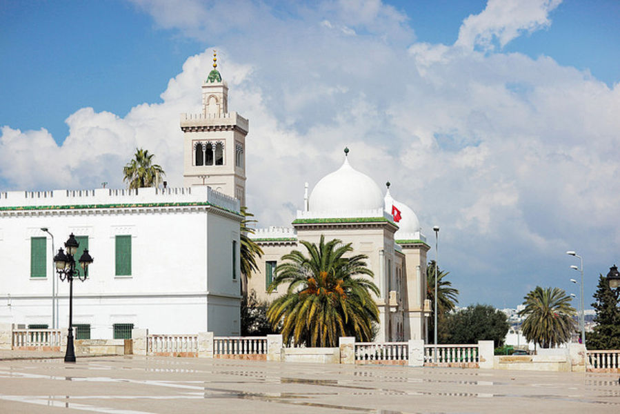 Радушный город Тунис