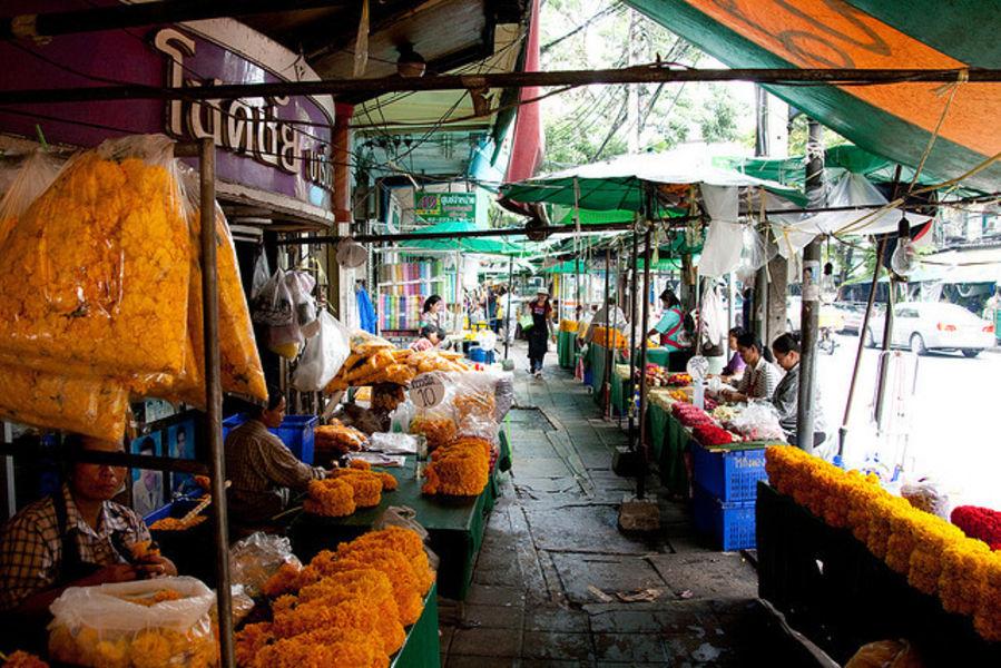 Необычный Бангкок