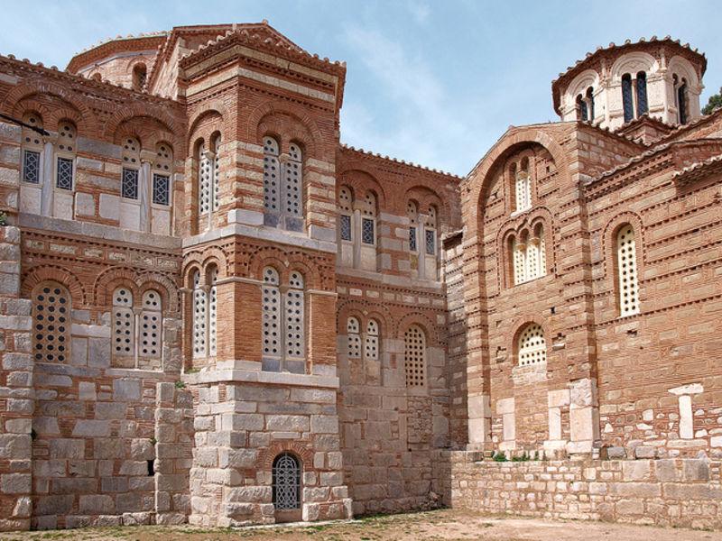 Знаменитый город Левадия