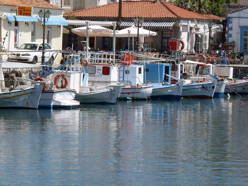 Великолепие острова Лемноса
