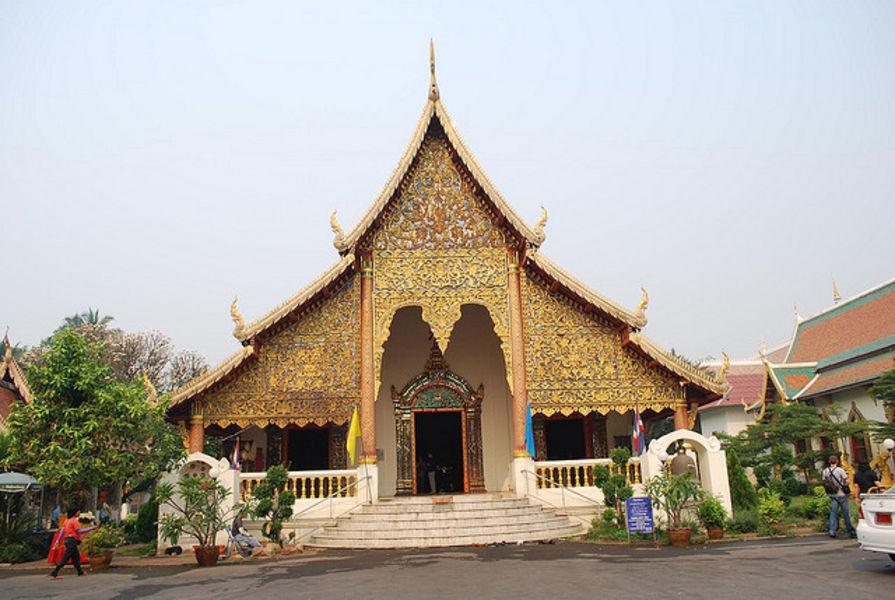 Чиангмай - красивый город