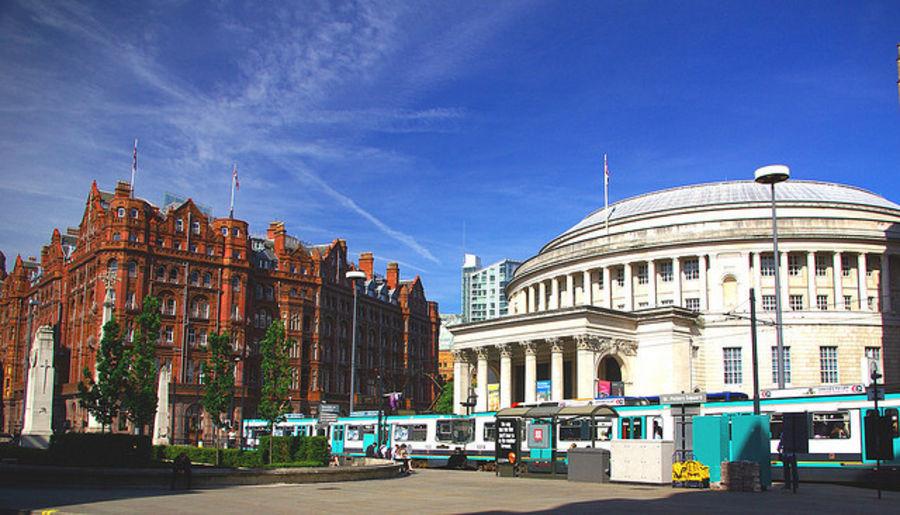 Любимый Манчестер