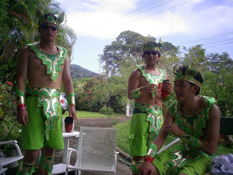 Карнавальный Тринидад