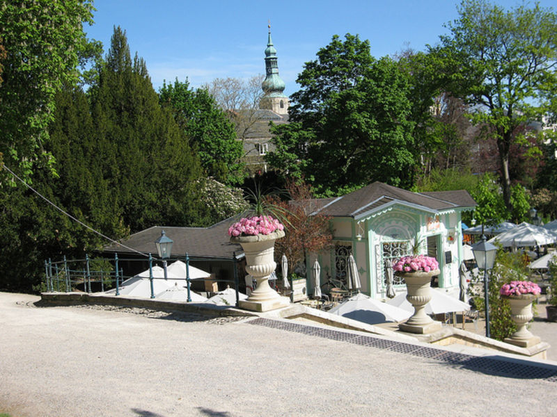 Город -курорт Баден