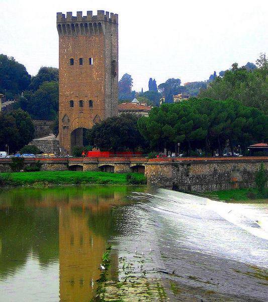 Путешествие в Тоскану