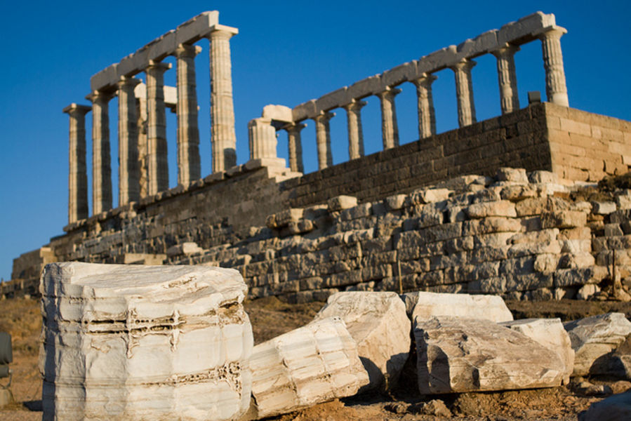 Никея город Аттики