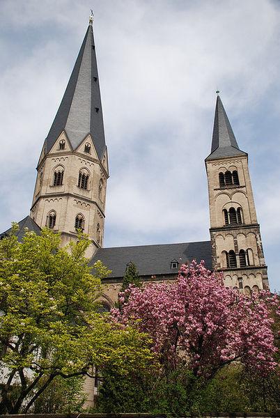 Знакомство с городом -  Бонн