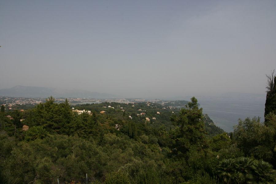 Путешествие на Корфу
