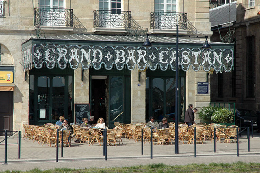 Поездка в Бордо