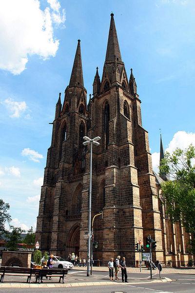 Путешествие в город Марбург