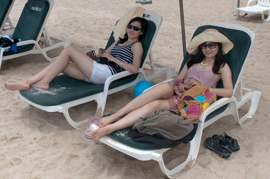 Солнечный отдых в Банг- Тао