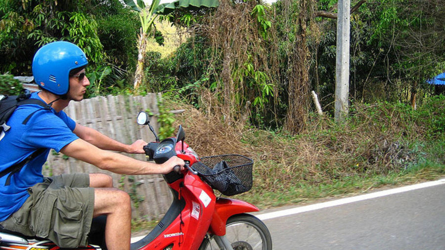 Мае Хонг Сон -  городок в Таиланде